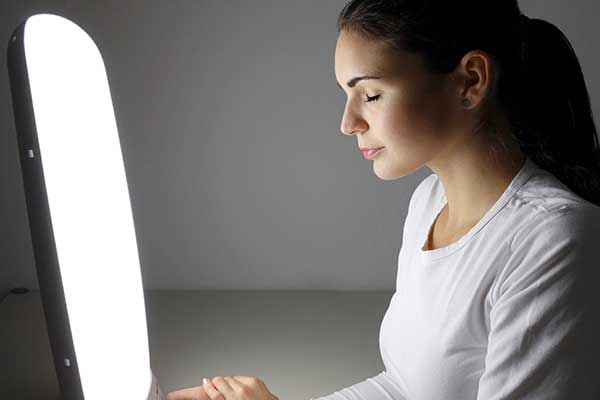 Photo und Lichttherapie